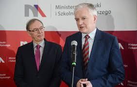 Projekt założeń reformy szkolnictwa wyższego w Polsce