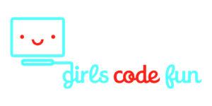 Logo Fundacji Girls Code Fun